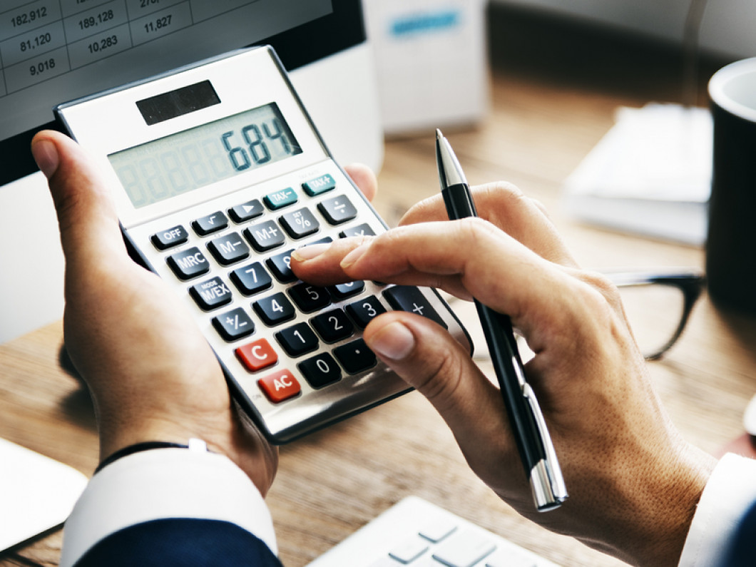 We'll handle all of your small business accounting needs.